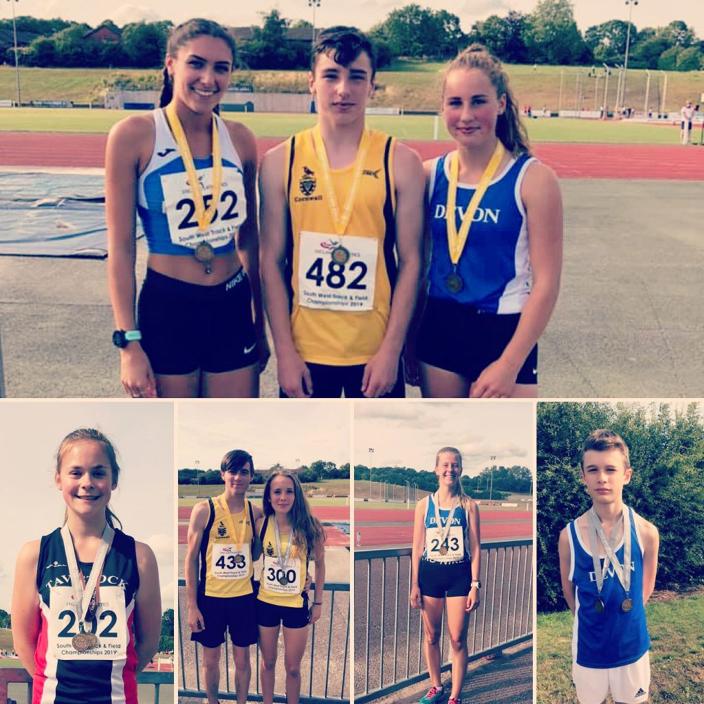 South West Track & Field Champs 2019