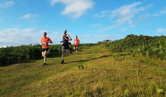 Tavy Trio of Tors Fell Race