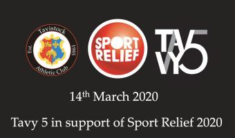 Tavy 5 Sport Relief