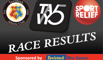 Tavy 5 Sport Relief Results