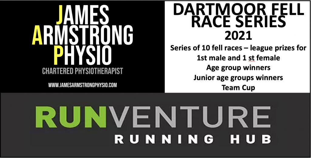 Dartmoor Fell Race Series Sponsors